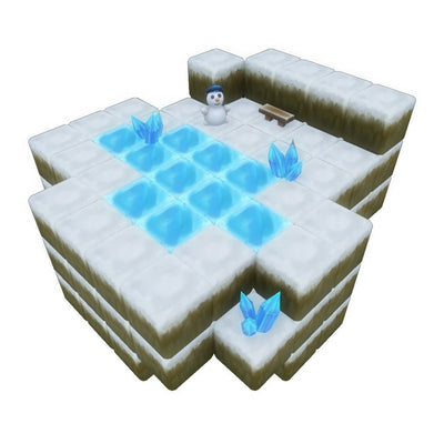 Buildings - Cube World Level Set