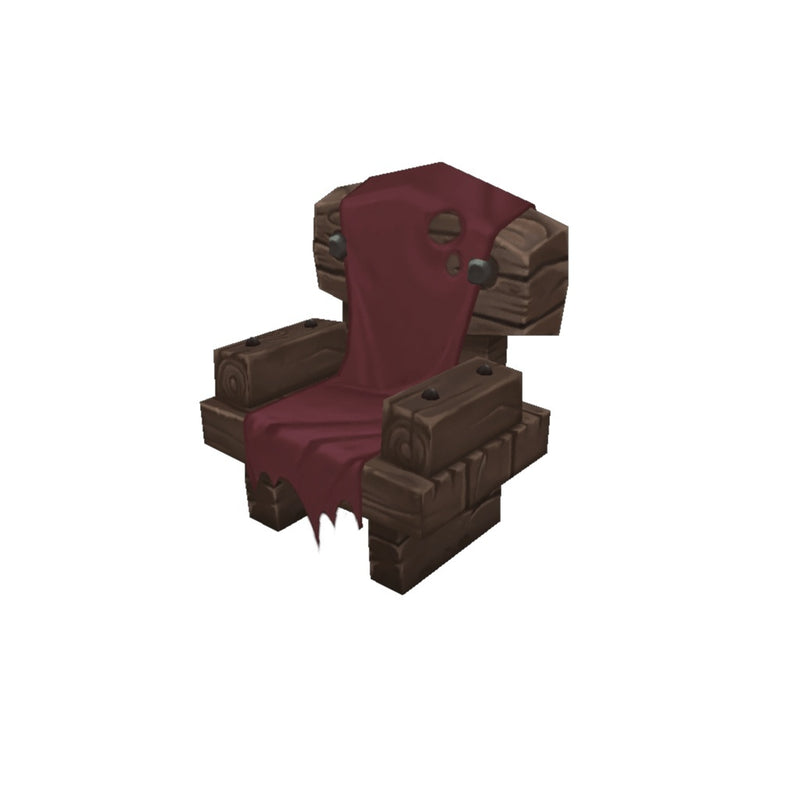Buildings - Dungeon Entourage Set - Low Poly 3D Model