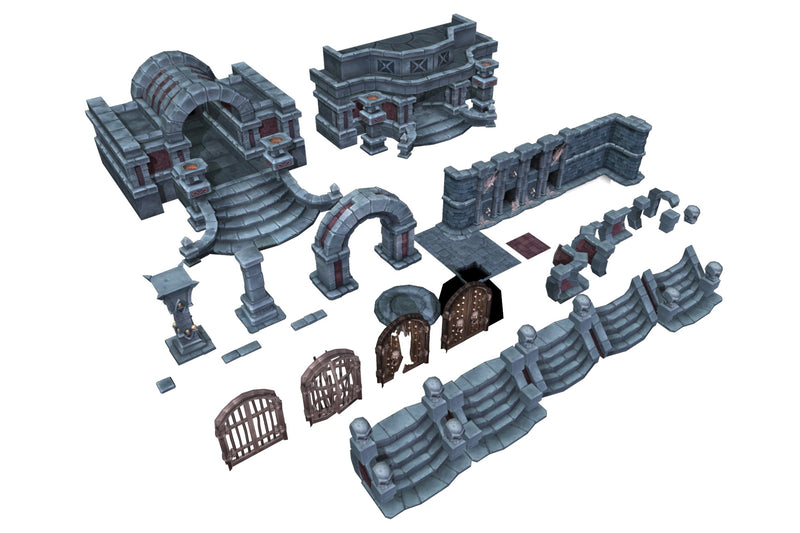 Buildings - Dungeon Starter Set