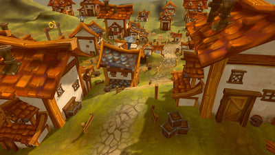 Buildings - Fantasy Farm Village - Allen Roldan