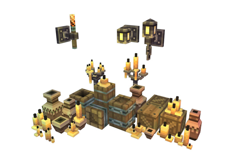 Buildings - Pixel Dungeon Deco Set
