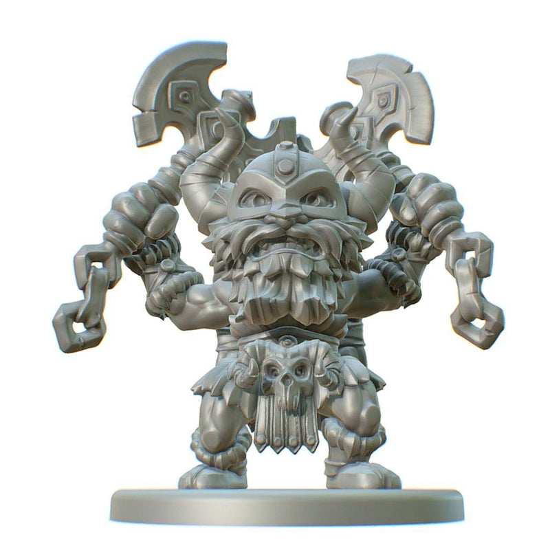 Character - Eric The Viking - 28mm - 3D Printable