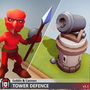 Character - Goblin & Cannon - Tower Defence