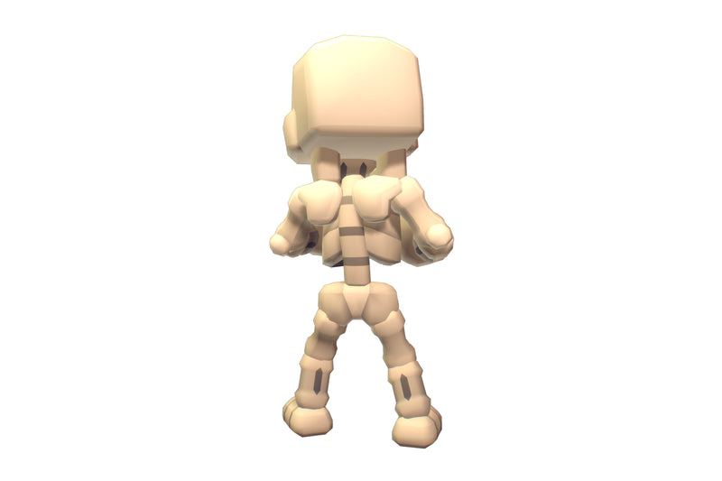 Low Poly Generic Characters - Proto Series