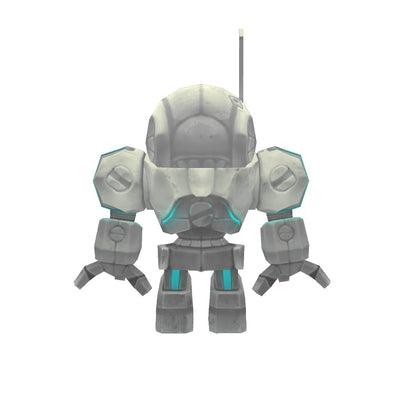 Character - Low Poly Mini Mech