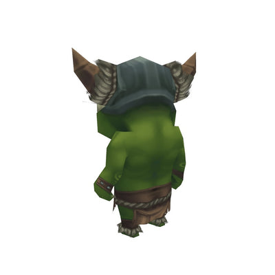 Character - Low Poly Orc Worker