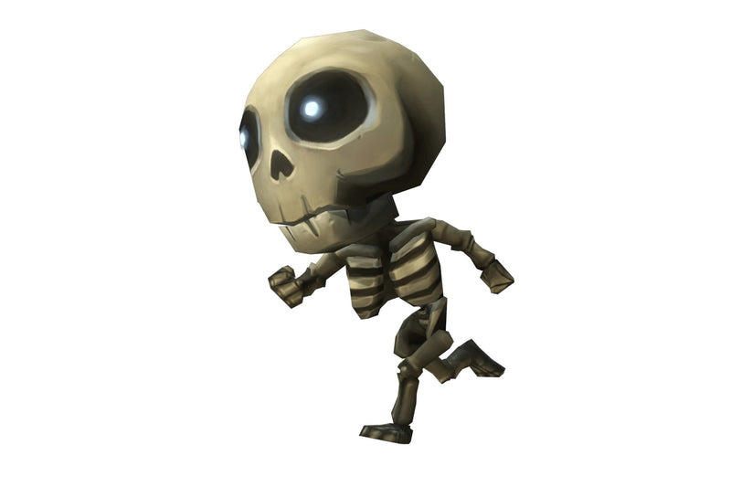 Character - Mini Skeleton Crew