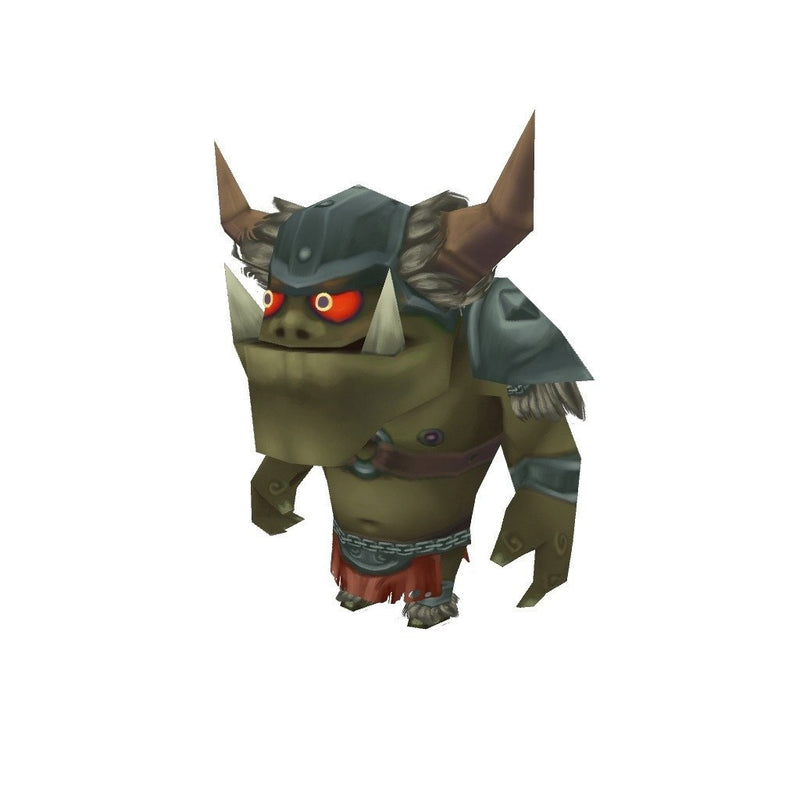 Character - Orc Warrior