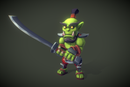 Character - Orc Warrior - Proto Series