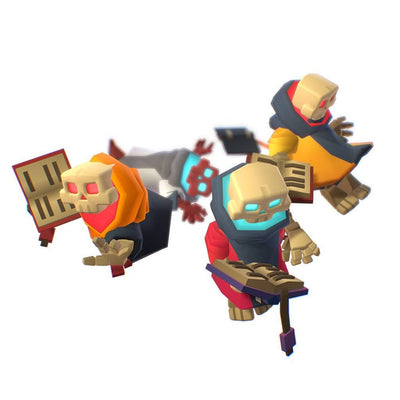 Character - Skeleton Crew - Smashy Craft Series
