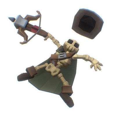 Character - Skeleton Crossbowman - Smashy Craft Series