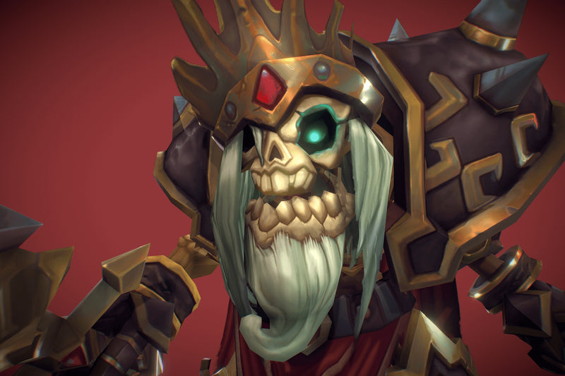 Character - Skeleton King