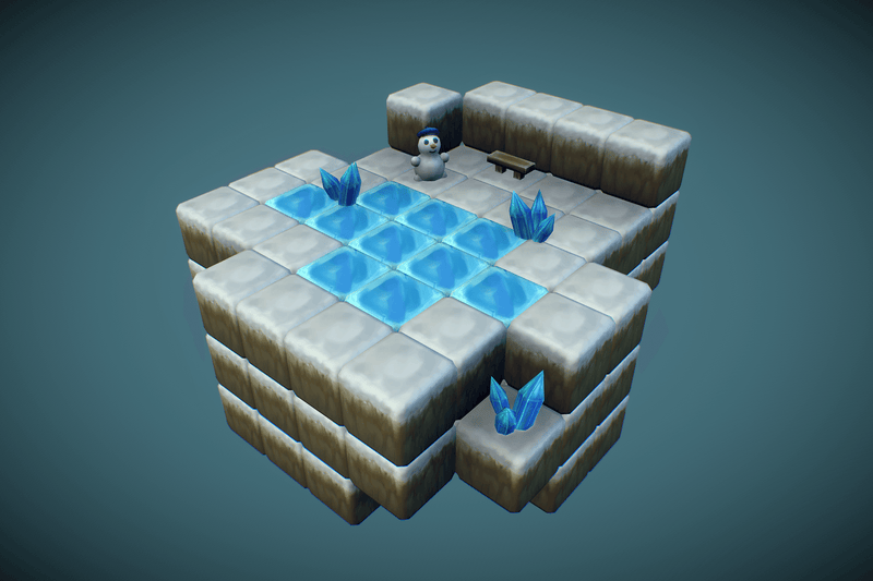 Block World Level Set