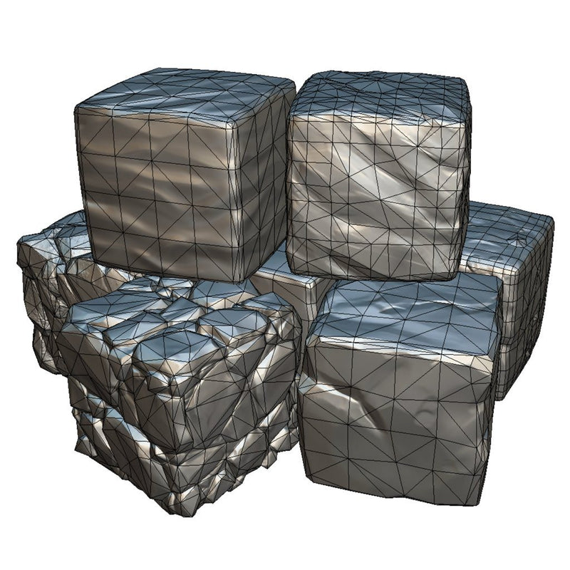 Environments - Cube World Bundle - PBR Handpainted Series