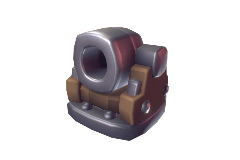 Cube World Cannon - Proto Series