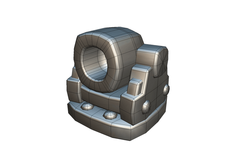 Environments - Cube World Cannon - Proto Series