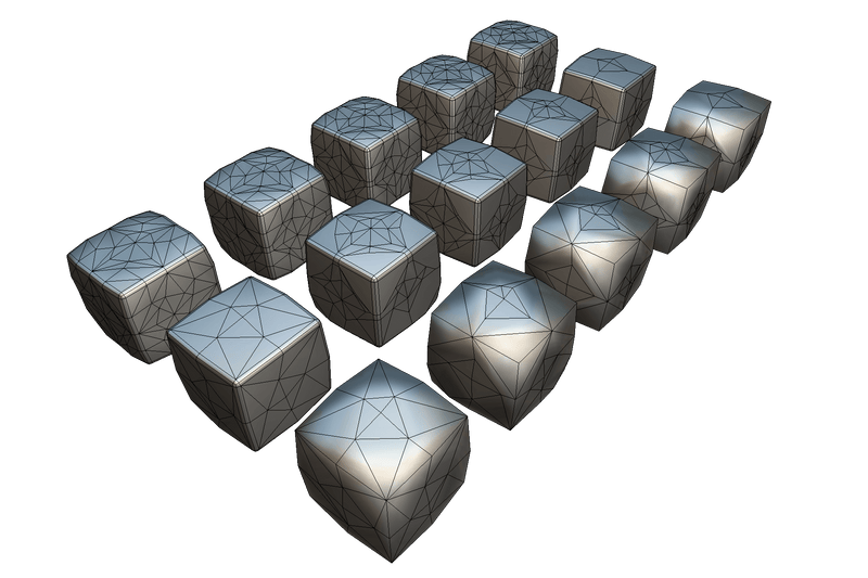 Environments - Cube World Lava Block  - Proto Series