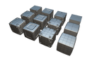 Environments - Cube World Metal Block - Proto Series