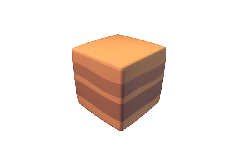 Cube World Sandstone Block - Proto Series