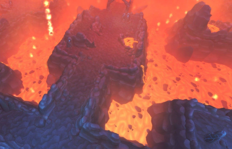 Environments - Lava Maze - ZugZug Studio