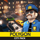 Environments - POLYGON - City Pack - Synty