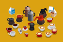Props - Cafe Essentials - Low Poly Hand Painted