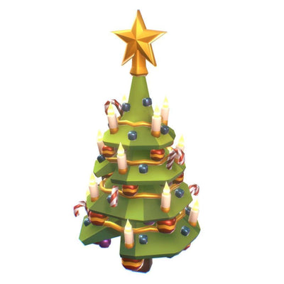 Props - Christmas Tree - Smashy Craft Series
