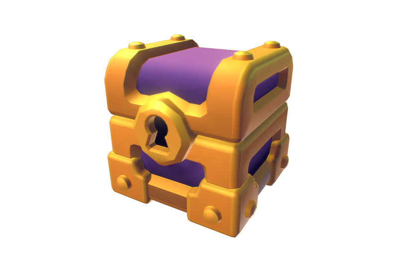 Cube World Chest Cube - Proto Series