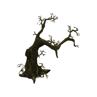 Props - Low Poly Dead Tree Pack