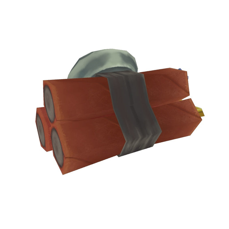 Props - Low Poly Explosives