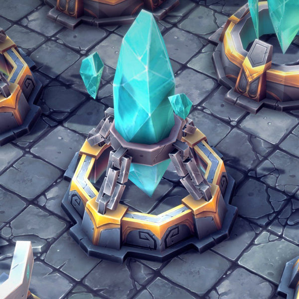 Props - Low Poly Fantasy Nexus - Polygrade