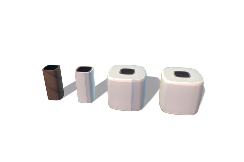 Toilet Paper Roll - Proto Series