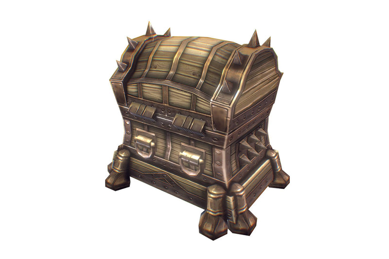 Props - Treasure Chest - Large