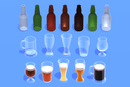 Props - Ultimate Beer Pack - Low Poly Hand Painted