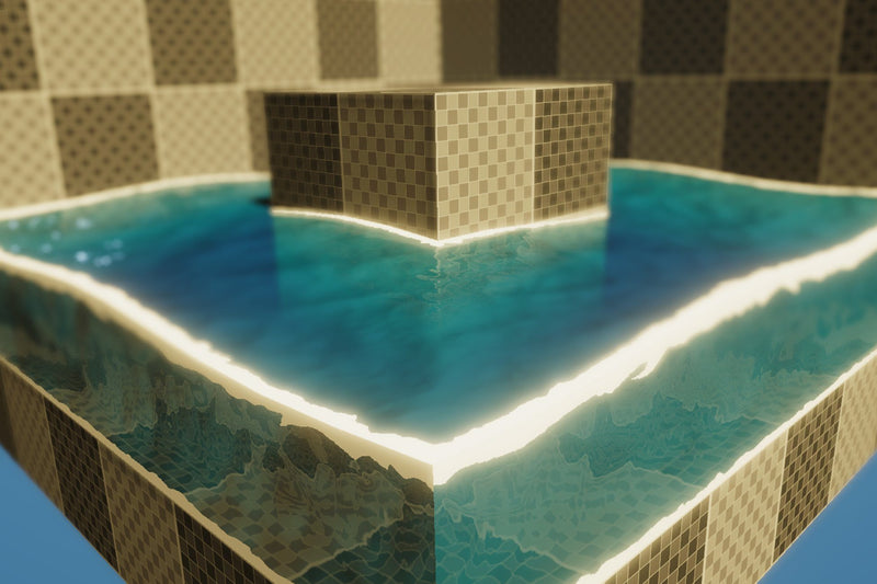 Props - Unity URP Stylized Water Shader - Proto Series