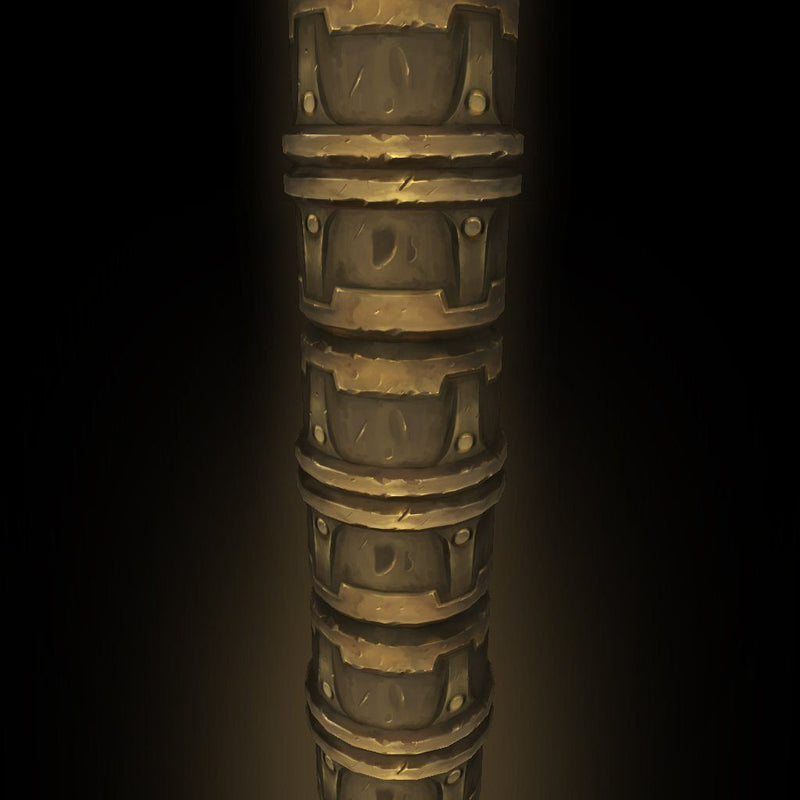 Textures - Ancient Brass Pillars