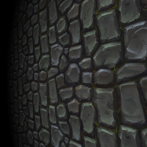 Textures - Free Hand Painted Wall Texture 01