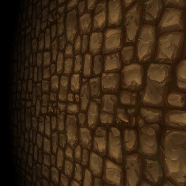 Textures - Free Hand Painted Wall Texture 02