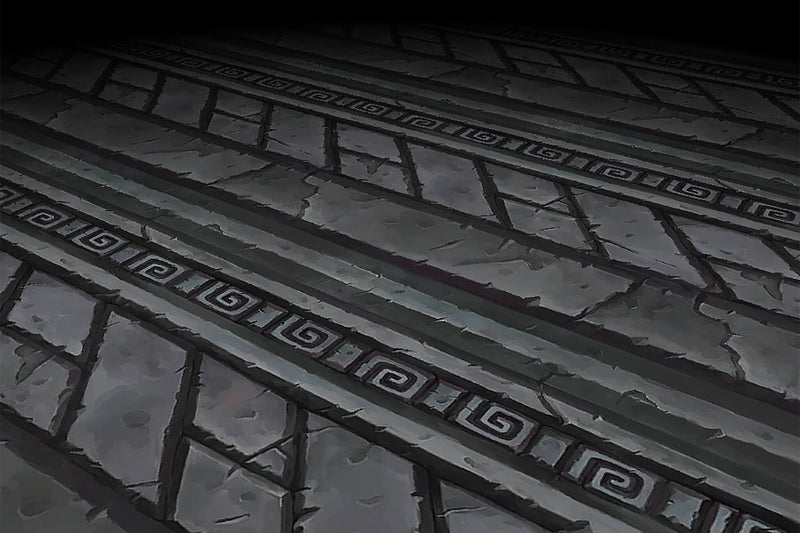 Ornamental Floor Wall - Hand Patined Texture Pack 07