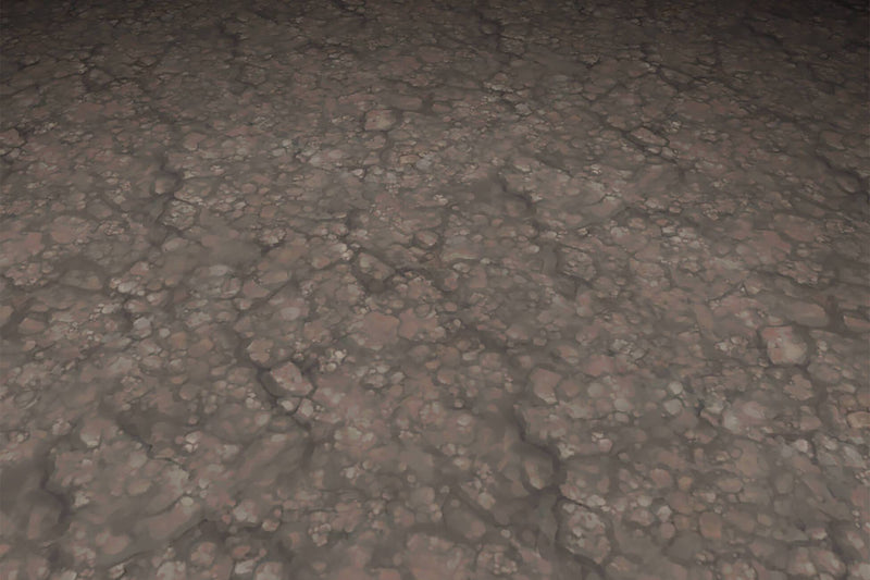 Stone Dirt Bones - Hand Painted Texture Pack 17