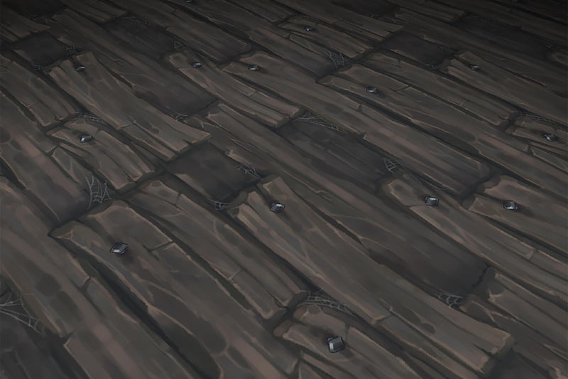 Wood Timber - Hand Painted Texture Pack 14