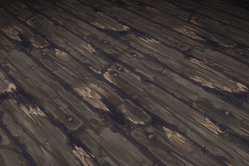Textures - Wood Timber - Hand Painted Texture Pack 14