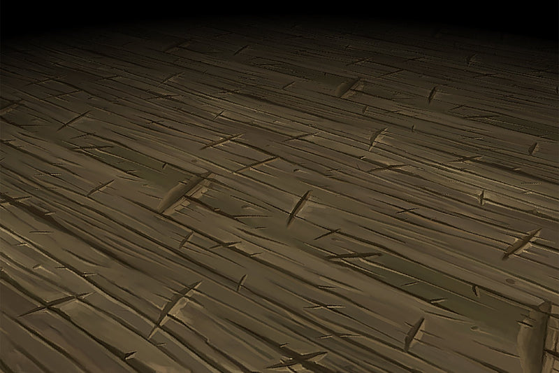 Textures - Wooden Floor Brown Rough Cuts