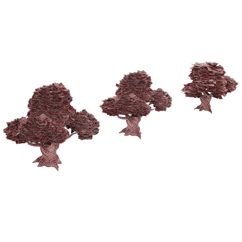Vegetation - Trees Pack - Polygrade
