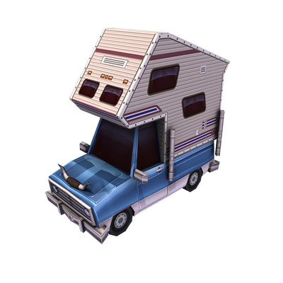 Vehicles - Camper Truck