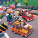 Vehicles - Cubee Car Set - Polygrade