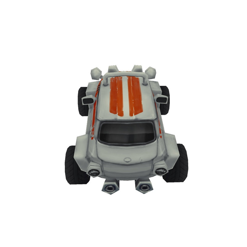 Vehicles  - Low Poly Dune Buggy 04