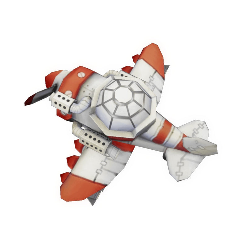 Vehicles  - Low Poly Micro Plane