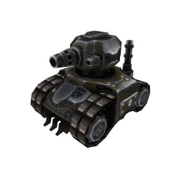 Vehicles - Low Poly Tank