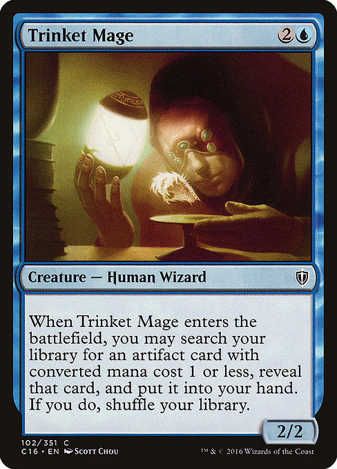Trinket Mage [Commander 2016] | Gear Gaming Bentonville